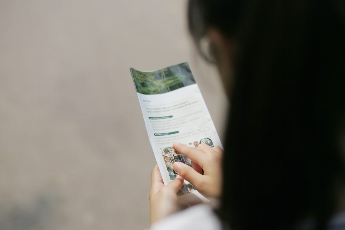 4 reasons why you still need a company brochure